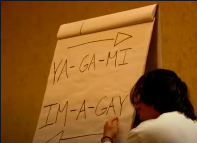 Yagami = I'm A Gay backwards